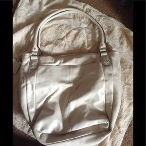 Tignanello Soft Leather Handbag Shoulder Bag Purse